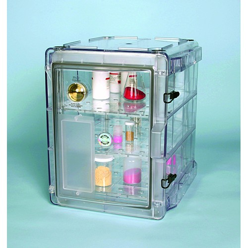 ft. Bel-Art Secador Clear 3.0 Vertical Desiccator Cabinet; 1.6 cu F42073-1000