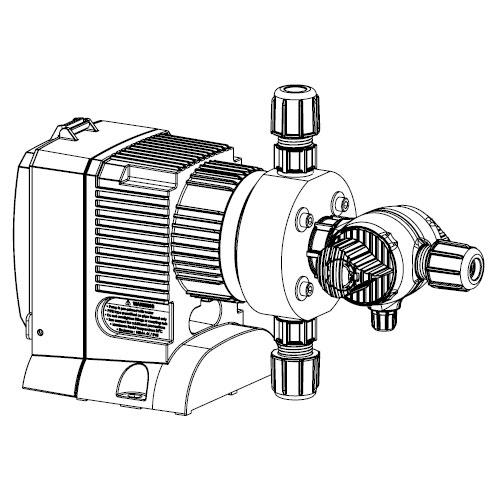 Super A861 930Hi Lmi Roytronic Series A Metering Pump 1 7 Gph 50 Psi Wiring Digital Resources Indicompassionincorg