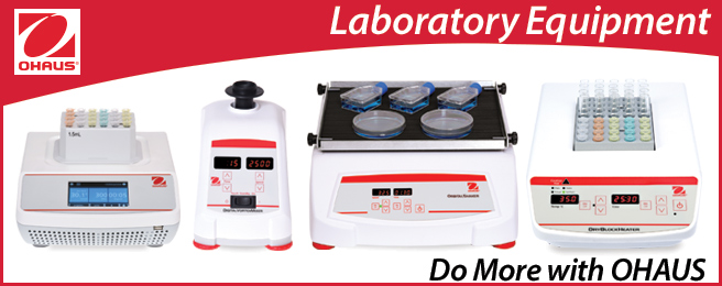 Ohaus Laboratory Equipment